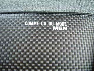 カーボン模様財布 1