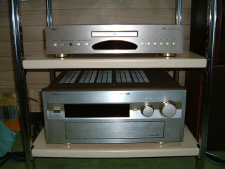 DSP-AX1 + CD-3300